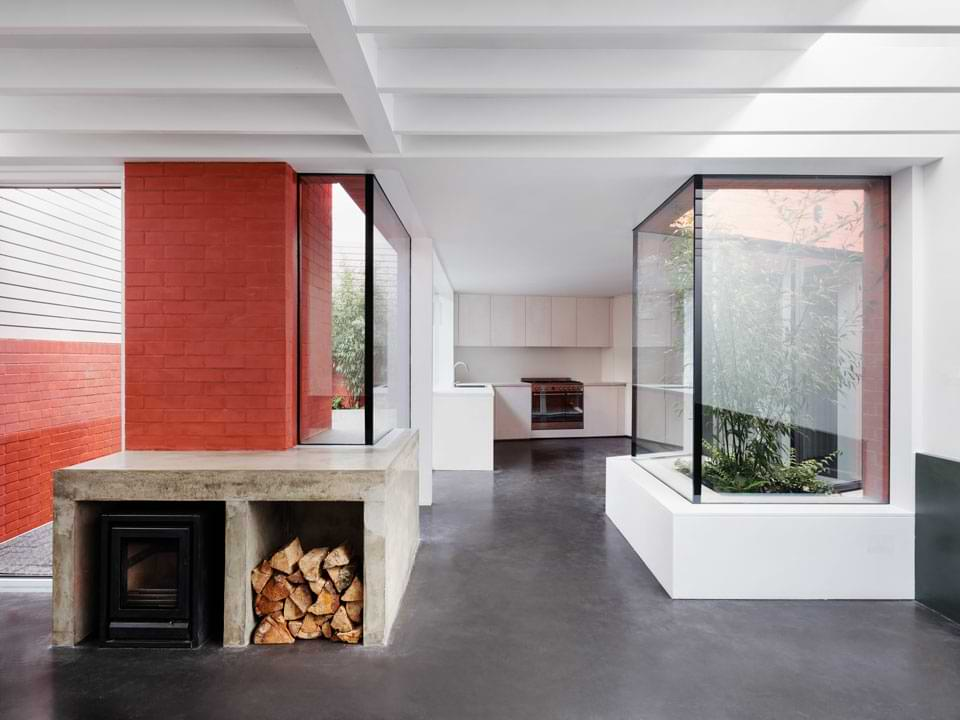 31/44 Architects Red House