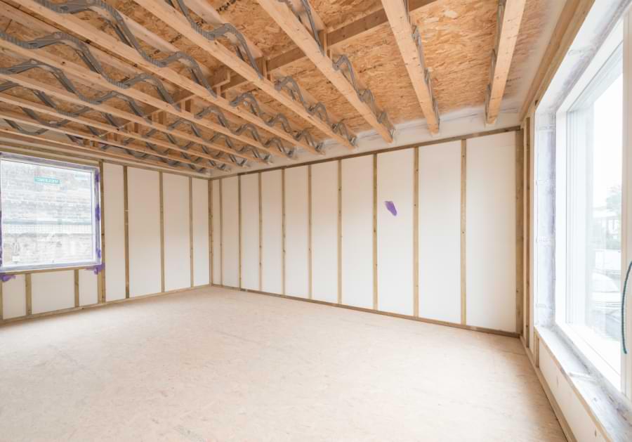 Blenheim Grove second floor Raw option