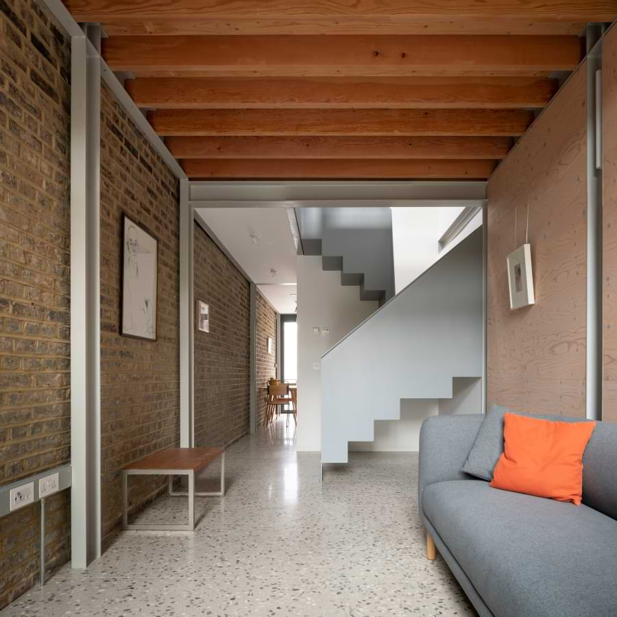 Slot House Sandy Rendel Architects