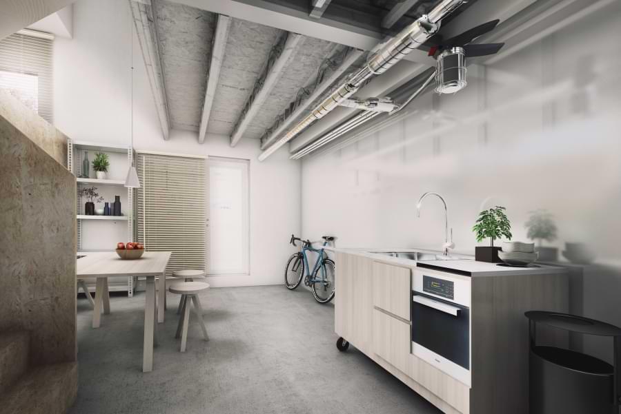 Basic option kitchen